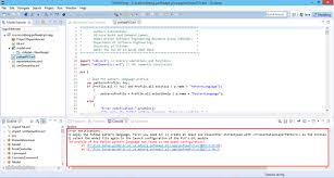 group pattern language project error description there is no classifier stereotyped with the