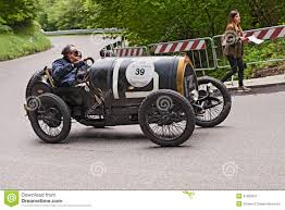 old bugatti bugatti t 13 in rally mille miglia 2013 editorial photography