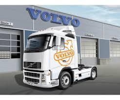 volvo truck sleeper 1 24 volvo fh16 520 sleeper cab truck trailers accessories 1 24