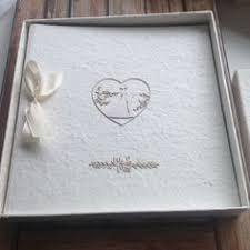 Luxury Photo Albums Personalised Wedding Horseshoe Lucky Gift To Bride U0026 Groom Ebay