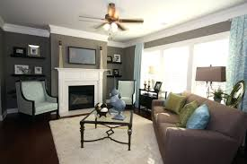 Whole House Color Scheme by Brown Color Palette For Living Room Centerfieldbar Com