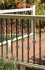 Antique Banister 20 Creative Deck Railing Ideas For Inspiration Hative