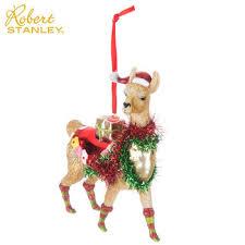 fancy llama ornament hobby lobby 5167739