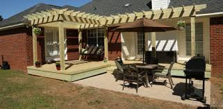 How To Build A Pergola Over A Patio by Improving Your Outdoor Entertaining Space Today U0027s Homeowner With