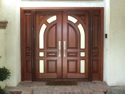 front doors front double door designs for houses stunning double