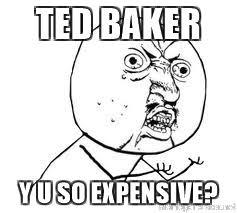 Yu So Meme Generator - ted baker y u so expensive y u so meme generator