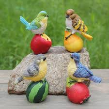 popular garden decoration bird buy cheap garden decoration bird