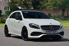mercedes white used mercedes benz a class for sale listers