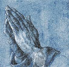 praying photo stitch free embroidery design photo stitch