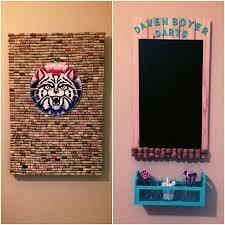 custom dart board with custom scoreboard diy home sweet home