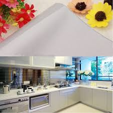 yazi grey contact paper self adhesive removable kitchen cupboard