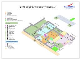 airport terminal floor plan ផ នទ ព រល ន យន តហ cambodia airports