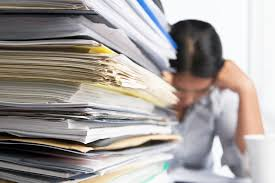 classement papier bureau archivage classement et rangement papiers administratifs resolia