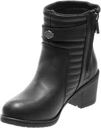 womens harley boots sale sale cheap harley davidson womens saffron 5 inch black leather