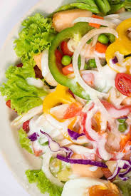 Garden Salad Ideas Summer Lettuce Salad Recipe By Archana S Kitchen