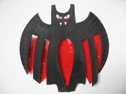 craft with jack scary halloween bat