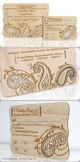 25 best lazer cut wedding invitations ideas on pinterest