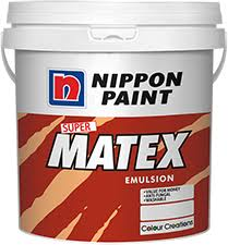 super matex emulsion nippon paint
