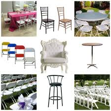 table and chair rentals miami bounce house rental miami party equipment rental service