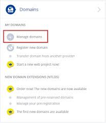 configuring the domain on 1 u00261 short cm support