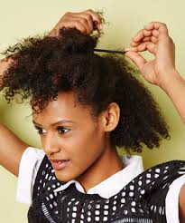 easy natural hairstyles for transitioning