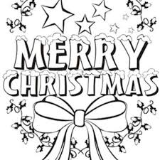 15 merry christmas coloring pages print color craft within merry
