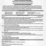 mechanical resume mechanical engineering resume format download gfyork com