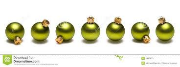lime green balls border stock image image 6885823
