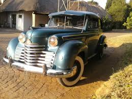 opel car 1950 1951 opel olimpia gauteng memories vintage car hire
