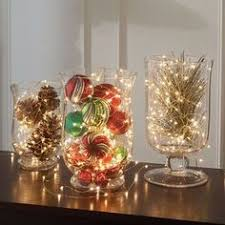 Homemade Christmas Table Centerpiece Ideas - decorating with apothecary jars decoration holidays and