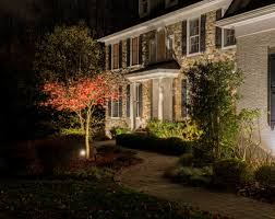 Landscape Lighting Pics by Residential Outdoor Lighting Designers By Burkholder