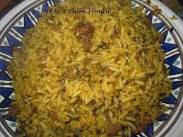 cuisine pakistanaise recette rooz djerbi riz djerbien la cuisine facile de mymy