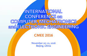 international conference on computer mechatronics and electronic