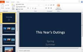 introduction to powerpoint introduction to powerpoint web app powerpoint