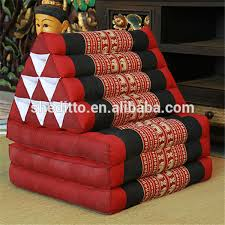 large size indoor floor or bed back support cushion outdoor beach