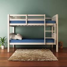 Buy Dante Timber Bunk Bed  Mattress Package Online Australia - Timber bunk bed