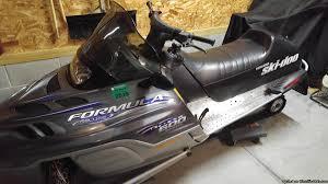 formula 3 skidoo ski doo formula deluxe motorcycles for sale