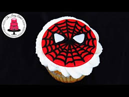 marvel cake toppers marvel cupcake topper how to with the icing artist