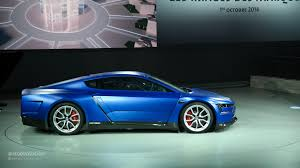 volkswagen xl1 sport volkswagen reveals xl sport powered by 200 hp ducati engine at