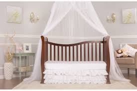 Dream On Me Ashton 4 In 1 Convertible Crib White by Top Rated Cribs 7 Best Baby Cribs That All Mothers Love