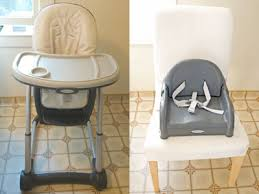 How To Fold A Graco High Chair Review Graco Blossom 4 In 1 Seating System Little Fish