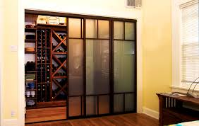 Narrow Double Doors Interior Glass Interior Doors Cast Pantry Decorative Glass Interior Door