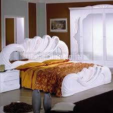 modern perfect italian bedroom set aida black and gold italian