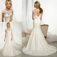 trumpet wedding dresses find more wedding dresses information about wrl074 cap sleeve