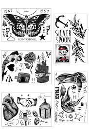 harry styles temporary bundle of temporary tattoos