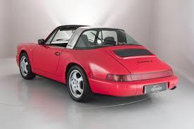 porsche targa 1990 porsche 911 964 carrera 2 targa tiptronic 1990