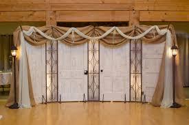 wedding backdrop doors door backdrop idoweddingsprovo 3 photography 3