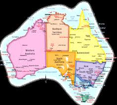 territories of australia map australia a snapshot by anabelletung infogram