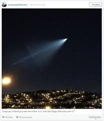 Light In The Sky California Mystery