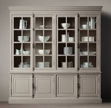 restoration hardware china cabinet french casement wide sideboard hutch from restoration hardware